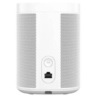 Sonos One SL White - Rear View