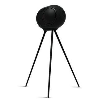 Devialet Legs Black Angled View
