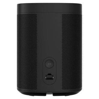 Sonos One Black - Rear View