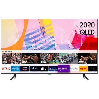 Samsung QE55Q60T 55 inch QLED 4K Quantum HDR Smart TV