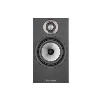 Bowers & Wilkins 607 S2 Black Front View