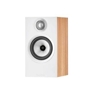 Bowers & Wilkins 607 S2 Oak Angled View