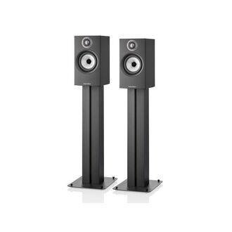 Bowers & Wilkins 607 S2 Shown With Optional ST-AV24 Stands