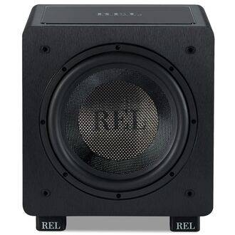 REL HT1003 Front View Grill Off