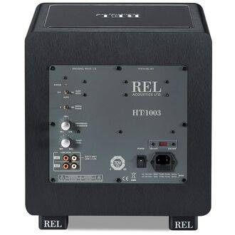 REL HT1003 Rear View