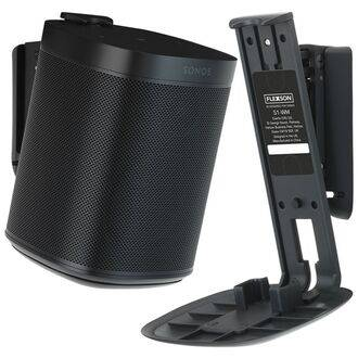 Flexson Sonos One Wall Bracket Black