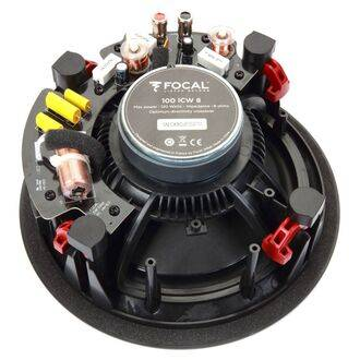 Focal 100 ICW8 Rear View