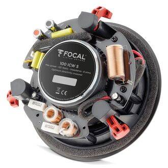 Focal 100 ICW5 Rear View
