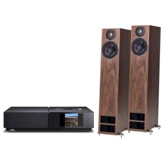 Naim Uniti Nova with PMC twenty5 24i Speakers