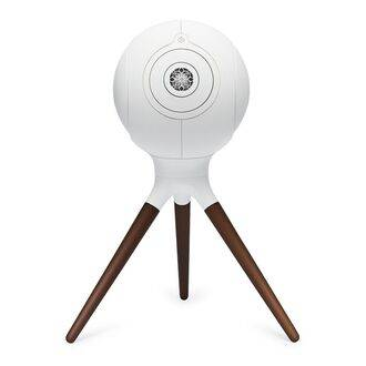 Devialet Treepod Iconic White Front View