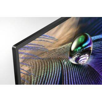 Sony XR65A90J Bezel Detail