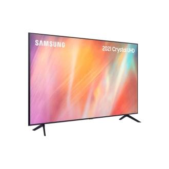 Samsung UE65AU7100 Angled View