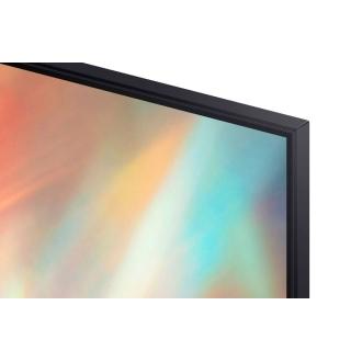 Samsung UE75AU7100 Bezel Detail