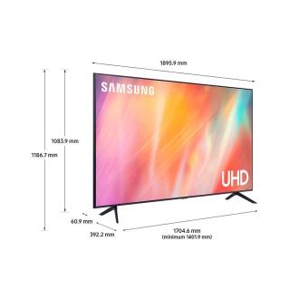 Samsung UE85AU7100 Dimensions