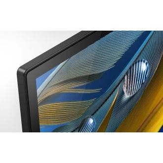 Sony XR55A80J Bezel Detail