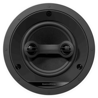 B&W CCM664SR Single Stereo Ceiling Speaker