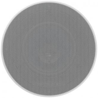 B&W CCM664SR Single Stereo Ceiling Speaker With Grill On